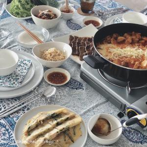 おうちランチで韓国料理/今週末のイベント