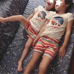 NASAパジャマにレンタル家具に。