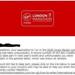 ロンドンからの手紙