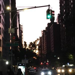 NYCマラソンコース試走