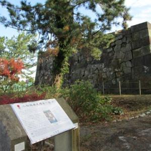小松城本丸から望む