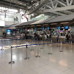 ハノイへ GO!スワンナプーム空港に見るタイの基本