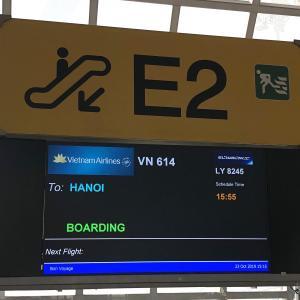 ベトナム航空の機内持ち込み荷物はサイズ・重量とも無制限???