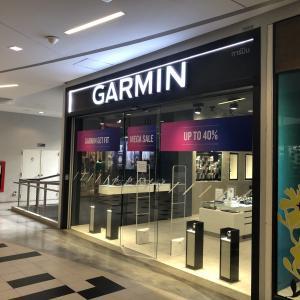 Garmin edge 530【タイ語版】を買いにサヤームへ、おまけ伊勢丹