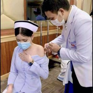 どくいり きけん 打ったら しぬで、タイワクチン事情