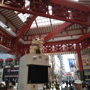 名古屋 大須近辺のプチ寺巡り