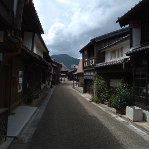 東海道五十三次 関宿 プチ寺巡り