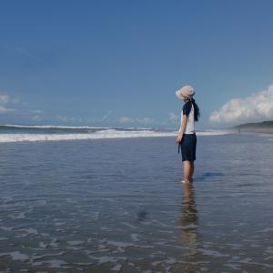 夏と言えば・・・海である!