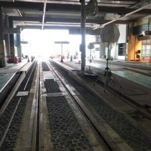 鉄道レール × 鉄