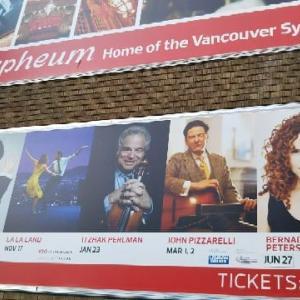 バンクーバー交響楽団名誉コンサートマスターの引退