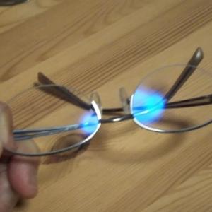 パソコン入力頑張った・・・新しいメガネが嬉しい♪