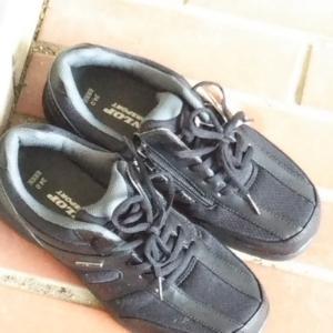来年用(?)の靴を買った
