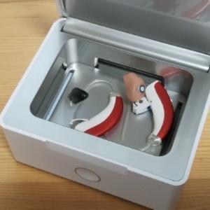 補聴器修理完了・・・腐食が原因