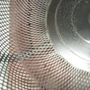 精米機の篭に穴が!・・・部品調達