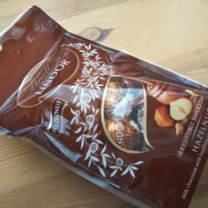 チョコレートの季節がやってきた♪