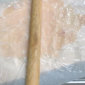 低糖質なササミチップ
