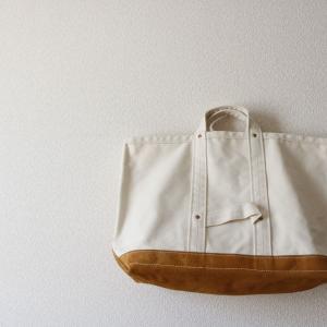 10年使う覚悟のトートバッグ(サイズはチェックして買いましょう♪)