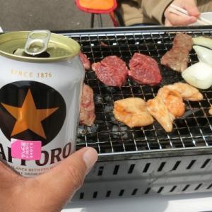 外焼肉! うまし (*^O^*)