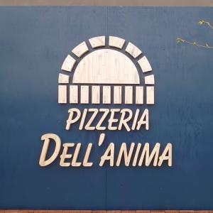 「デラニマ」さんへ! ピザです。