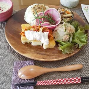 高野豆腐南蛮プレート