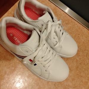 新しい靴♪