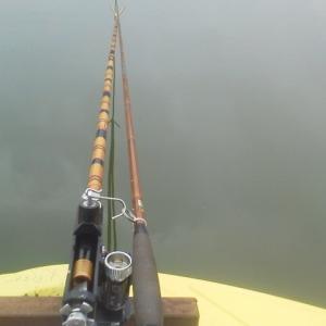 2020 0823 亀山湖釣行