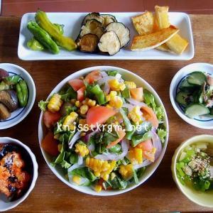 旬の野菜のロックンロール
