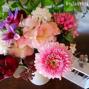 花を飾ってくれよ、いつもの部屋に
