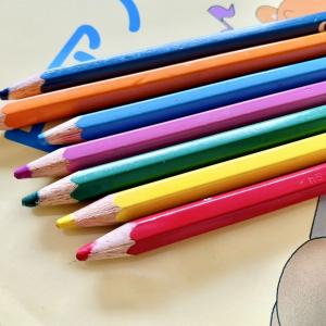 楽譜に色を塗ったら、娘が練習をはじめた