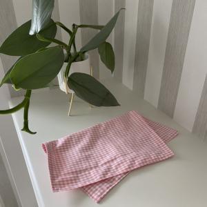 雨の日に縫いもの。過ごし方ルールで雨も楽しくなる