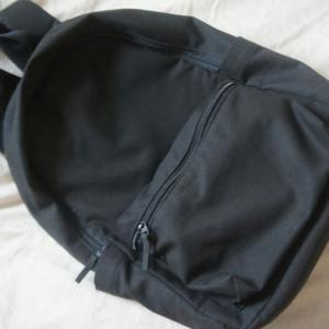 「パパバッグ」にぴったり! ユニクロのバックパック