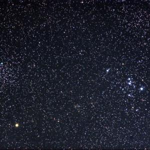 散開星団M46-M47