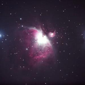 M42 オリオン大星雲