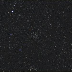 散開星団NGC663