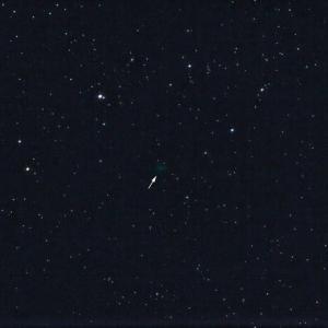 141Pマックホルツ周期彗星