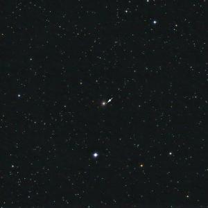 NGC3174銀河の超新星