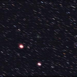 C/2018W2アフリカーノ彗星