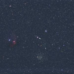 カシオペア座新星2021