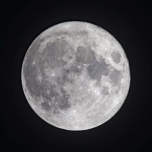 十五夜の月Ⅱ