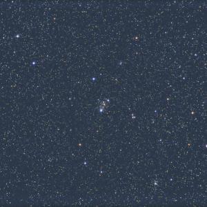 散開星団M103