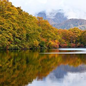 秋の鎌池撮影旅
