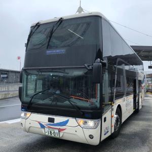 【バススケッチ】京成バスのアストロメガ