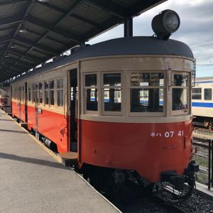 【鉄道スケッチ】九州鉄道記念館のキハ0741