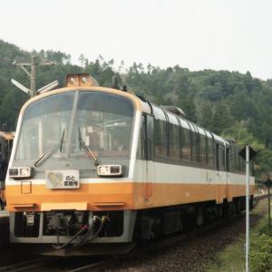 【鉄道スケッチ】懐かしの観光列車「のと恋路号」