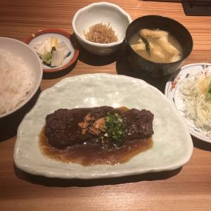 【街角グルメ】くじら屋で「鯨ステーキ定食」を食べてきました!