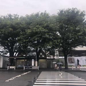 【街角スケッチ】東村山駅東口に「志村けんの銅像」が出来ました!