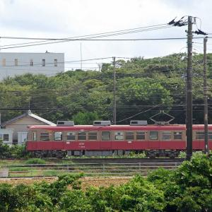 【鉄道スケッチ】ガンバレ、銚子電鉄!画像から応援します!