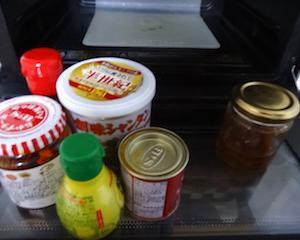 家族の買いすぎ防止作戦、成功中。冷蔵庫ドアポケット整理