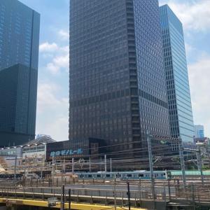 浜松町、世界貿易センタービル見納め。