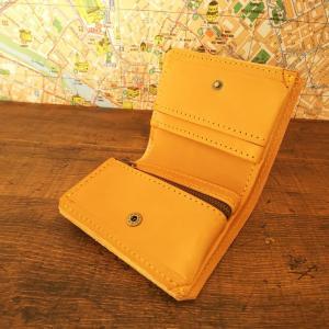 「はろはろ」の二つ折れ財布